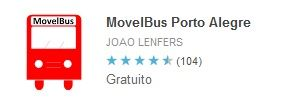 Aplicativo Movelbus Poa